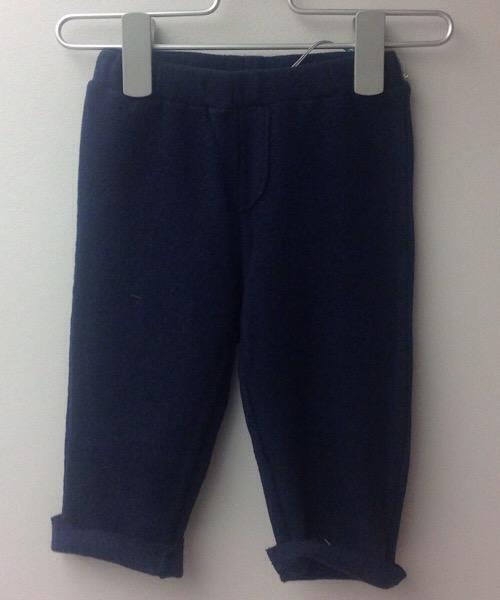 Pantalone Blu misto cotone Frugoo