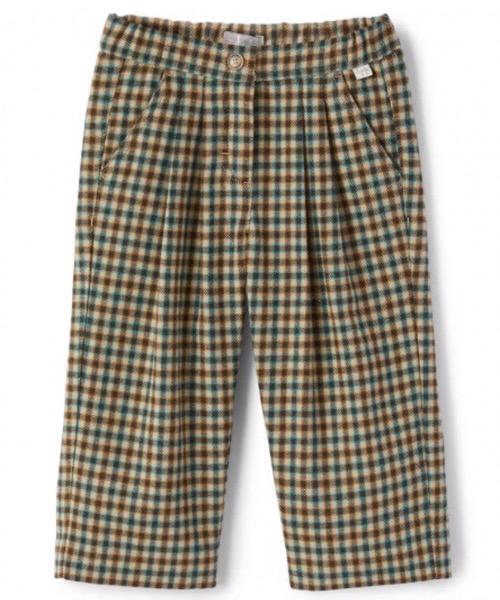 Pantalone Il Gufo flanella