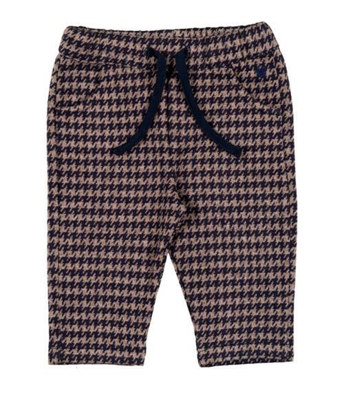 Pantalone Pied De Poule 'Topolino Boy' Nanan
