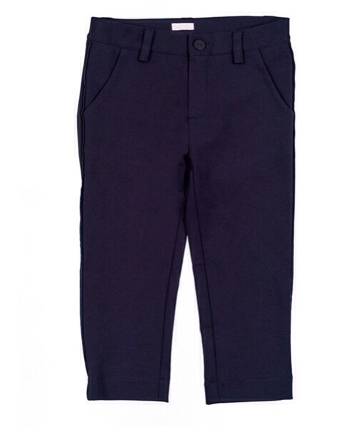 Pantalone Punto Milano Blu 'Cerimonia'  Nanan