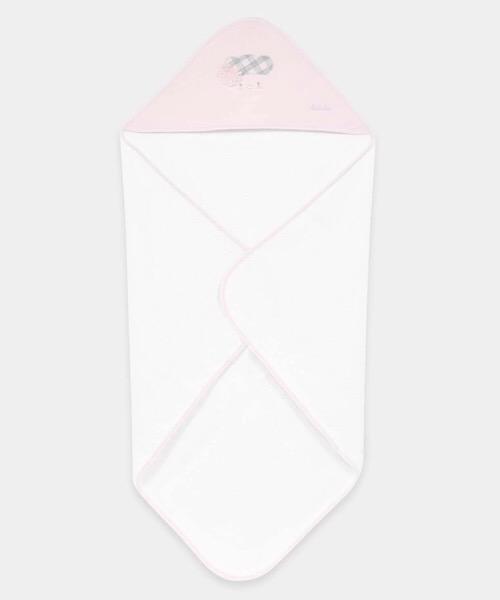 Accappatoio triangolo femminuccia LALALU' in spugna