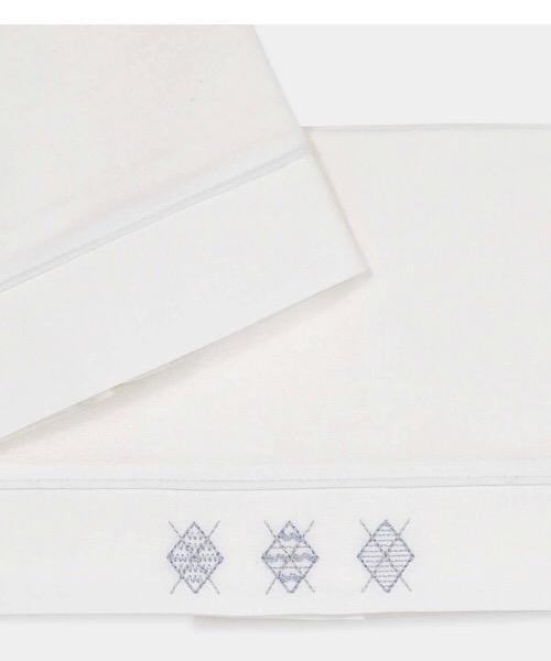 Set lenzuola maschietto LALALÙ 3 pezzi in cotone