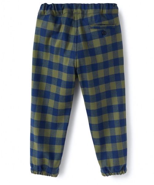 Pantalone Il Gufo a quadri tecnowall