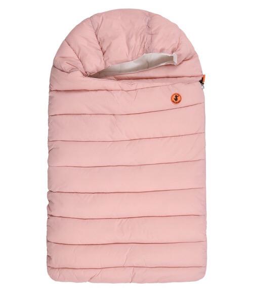 Sacco nanna rosa per neonata Save The duck