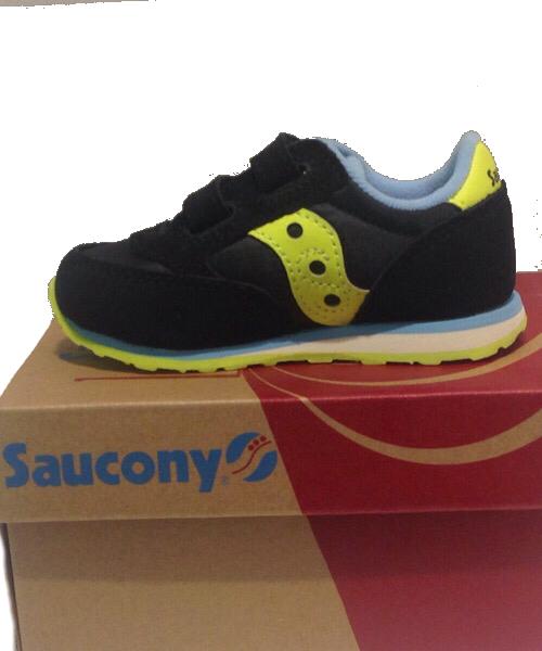 Sneaker Double Jazz Saucony Bambino/a