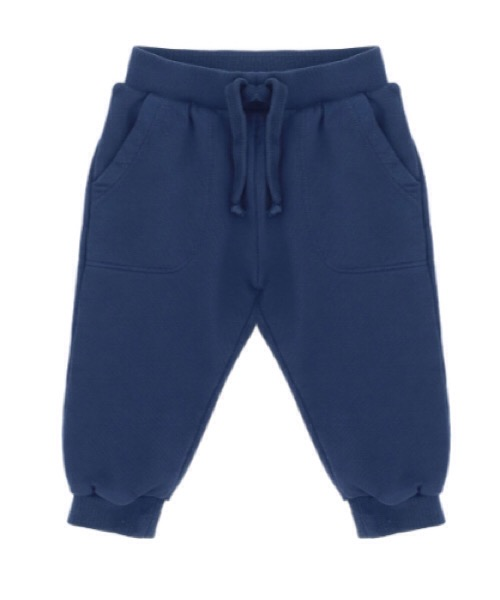 Joggers baby con coulisse in vita Please