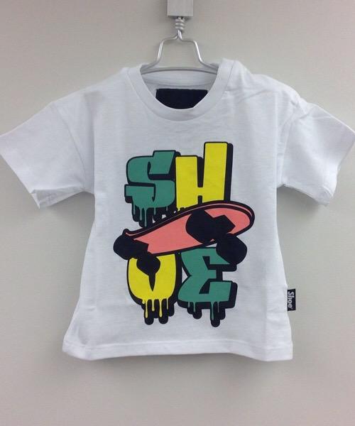 T-shirt bambina/o Shoeshine