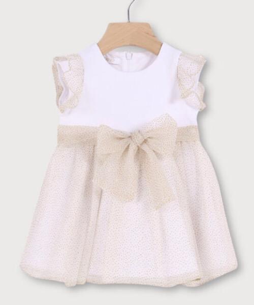 Liu Jo Vestito da neonata in tulle cerimonia