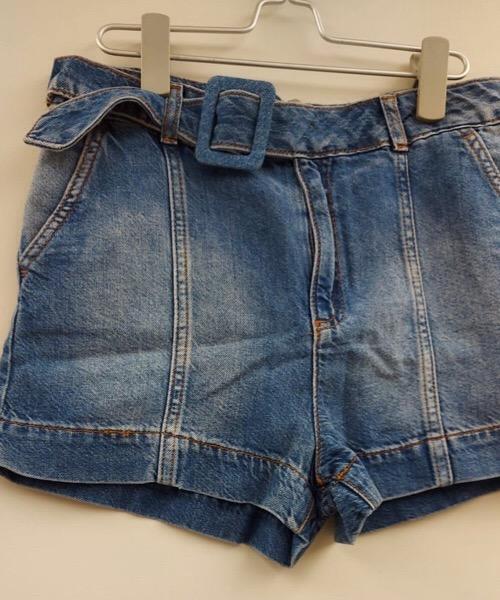 Short jeans 4 tasche Liu Jo